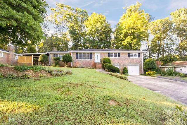 1246 Windburn Dr, Marietta, GA 30066 (MLS #8651315) :: The Heyl Group at Keller Williams
