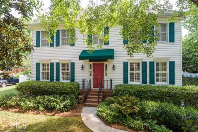 1633 Arden Dr, Marietta, GA 30008 (MLS #8652096) :: The Heyl Group at Keller Williams