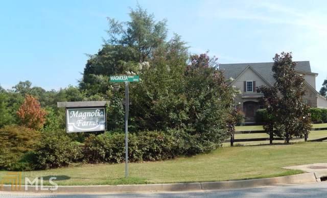 0 Magnolia Farms #40, Milner, GA 30257 (MLS #8652122) :: Rettro Group