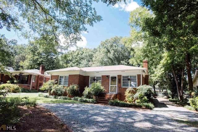 550 King Ave, Athens, GA 30606 (MLS #8652204) :: Athens Georgia Homes