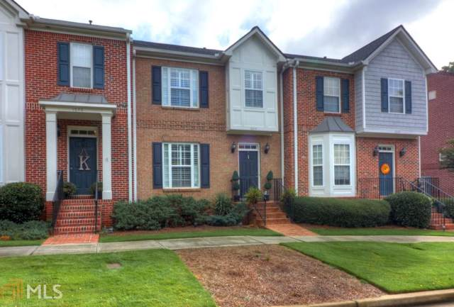 1644 Perserverence Hill, Kennesaw, GA 30152 (MLS #8652510) :: The Heyl Group at Keller Williams