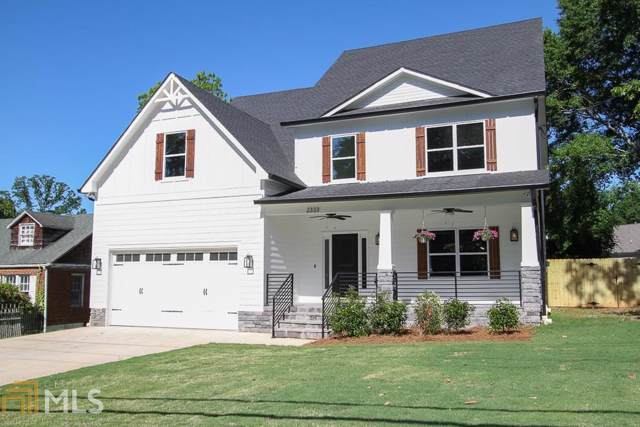 2333 Second Ave, Decatur, GA 30032 (MLS #8652748) :: RE/MAX Eagle Creek Realty