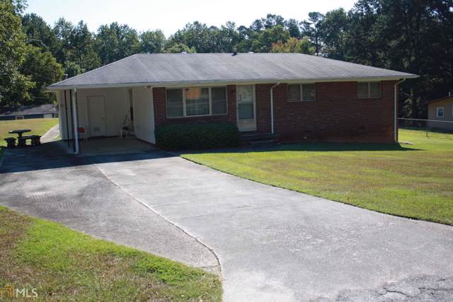 229 Lewis St, Toccoa, GA 30577 (MLS #8652945) :: Athens Georgia Homes
