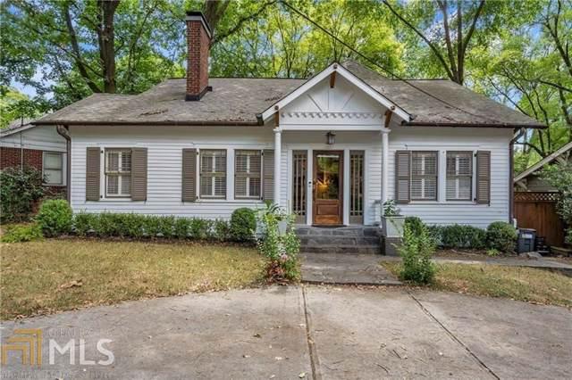 109 Peachtree Hills Ave, Atlanta, GA 30305 (MLS #8653068) :: Rettro Group
