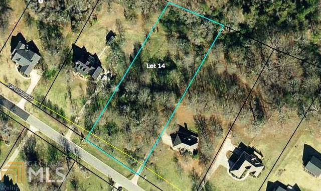 0 Gatewood Dr Lot 14, Colbert, GA 30628 (MLS #8653418) :: The Realty Queen Team