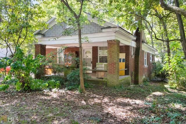 709 Hobart Ave, Atlanta, GA 30312 (MLS #8653693) :: Rettro Group