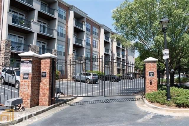 840 United Ave #209, Atlanta, GA 30312 (MLS #8653956) :: Athens Georgia Homes