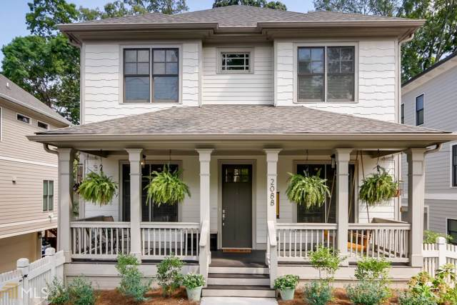 2088 Dekalb Ave, Atlanta, GA 30307 (MLS #8654002) :: Rettro Group