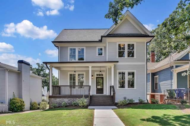 307 Augusta Ave A, Atlanta, GA 30315 (MLS #8654335) :: Rettro Group
