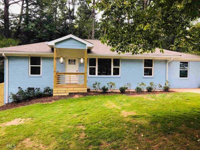 2113 Trailwood Rd, Decatur, GA 30032 (MLS #8654390) :: RE/MAX Eagle Creek Realty