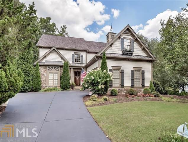 40 Sourwood Cir, Dawsonville, GA 30534 (MLS #8654657) :: Bonds Realty Group Keller Williams Realty - Atlanta Partners