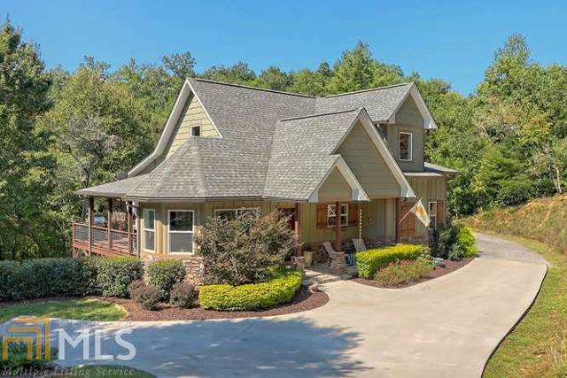 121 Shelton Springs Dr #6, Hayesville, NC 28904 (MLS #8654807) :: The Heyl Group at Keller Williams
