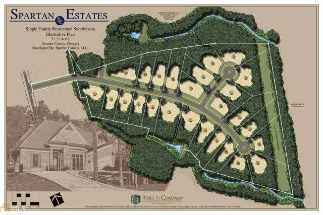 3117 Spartan Estates Dr #12, Athens, GA 30606 (MLS #8654930) :: Team Reign