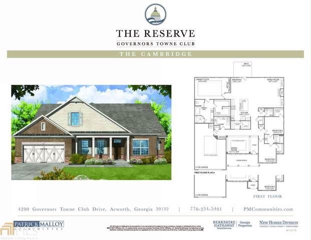 19 Telfair Ct, Acworth, GA 30101 (MLS #8655328) :: Buffington Real Estate Group