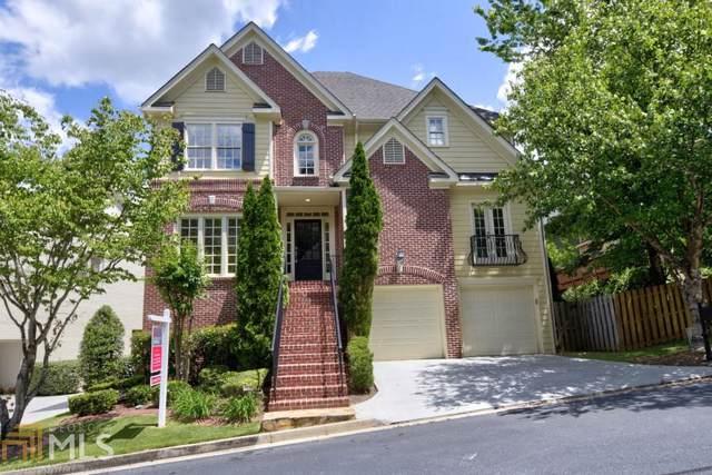 2553 Haberfield Ct, Atlanta, GA 30319 (MLS #8655515) :: The Heyl Group at Keller Williams