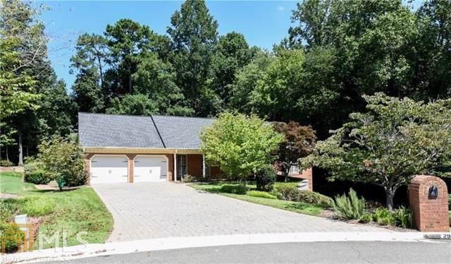 2922 Four Oaks Dr, Dunwoody, GA 30360 (MLS #8655888) :: RE/MAX Eagle Creek Realty