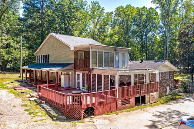 885 SW Highway 138, Riverdale, GA 30296 (MLS #8655969) :: Bonds Realty Group Keller Williams Realty - Atlanta Partners