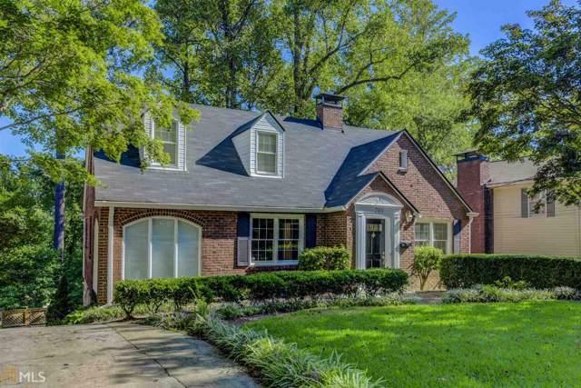 790 Crestridge Dr, Atlanta, GA 30306 (MLS #8656001) :: Athens Georgia Homes