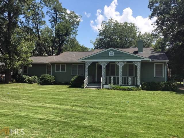 45 Brown St, Hartwell, GA 30643 (MLS #8656152) :: Bonds Realty Group Keller Williams Realty - Atlanta Partners