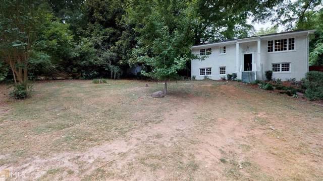 134 Hubbard St, Monroe, GA 30655 (MLS #8656354) :: Rettro Group
