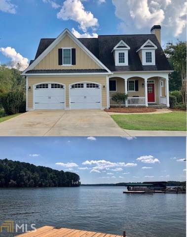 1021 Lakeshore Trl #3, Greensboro, GA 30642 (MLS #8656380) :: Bonds Realty Group Keller Williams Realty - Atlanta Partners