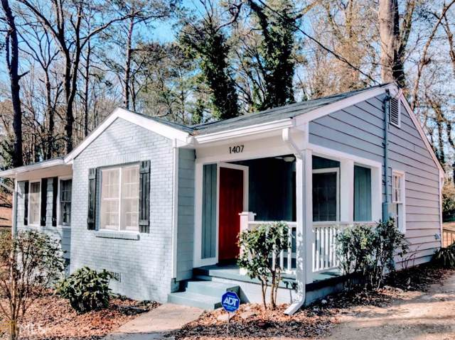 1407 Kennesaw Dr, Atlanta, GA 30318 (MLS #8656809) :: RE/MAX Eagle Creek Realty