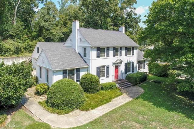 170 Lake Forest, Elberton, GA 30635 (MLS #8656855) :: The Heyl Group at Keller Williams