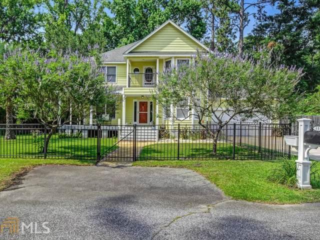 804 Cherokee Ave, St. Marys, GA 31558 (MLS #8656858) :: Bonds Realty Group Keller Williams Realty - Atlanta Partners