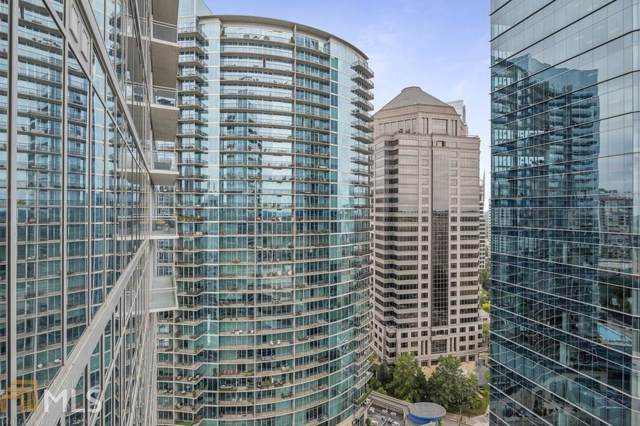1065 Peachtree St #2805, Atlanta, GA 30309 (MLS #8656881) :: Team Cozart