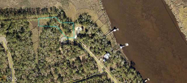 0 River Walk Dr Lot 25, Woodbine, GA 31569 (MLS #8656955) :: Military Realty