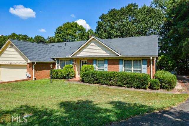 6142 Douglas Manor Ct, Douglasville, GA 30134 (MLS #8657041) :: The Realty Queen Team