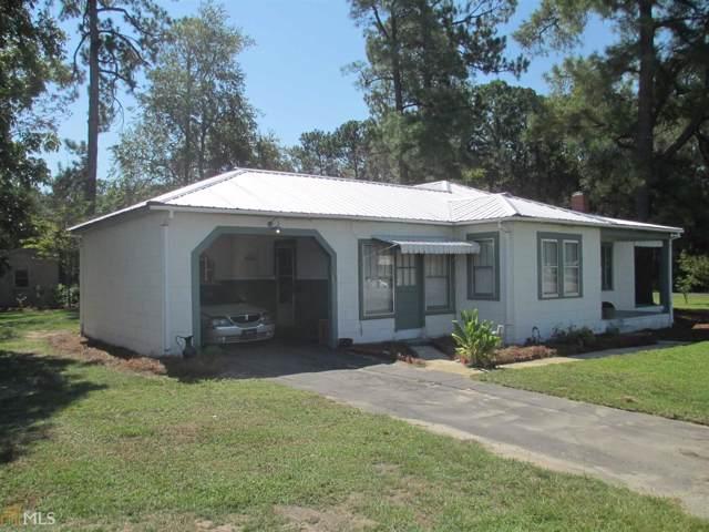 119 S Tallahassee St, Hazlehurst, GA 31539 (MLS #8657160) :: Athens Georgia Homes