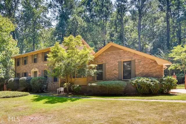 2501 Emerald Dr, Lake Spivey, GA 30236 (MLS #8657187) :: The Heyl Group at Keller Williams