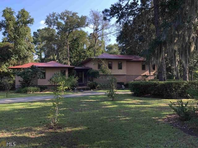 501 Old Mission Rd, Brunswick, GA 31525 (MLS #8657190) :: The Heyl Group at Keller Williams