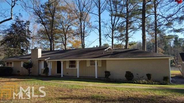 2742 Jodeco Dr, Jonesboro, GA 30236 (MLS #8657211) :: The Heyl Group at Keller Williams