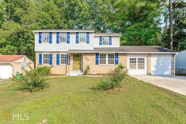6380 Kimberly Mill Rd, College Park, GA 30349 (MLS #8657404) :: The Heyl Group at Keller Williams