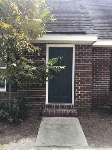 230 Lanier Dr 47, Statesboro, GA 30458 (MLS #8657687) :: The Heyl Group at Keller Williams