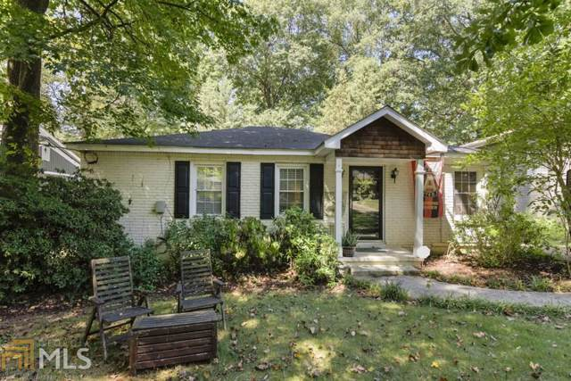611 Daniel Ave, Decatur, GA 30032 (MLS #8657733) :: RE/MAX Eagle Creek Realty