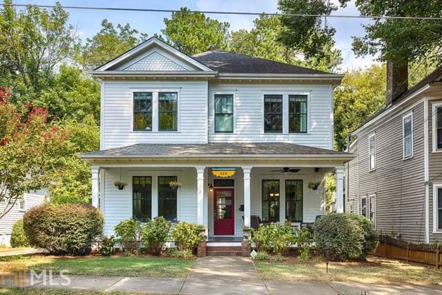 460 Waldo St, Atlanta, GA 30312 (MLS #8657866) :: Rettro Group