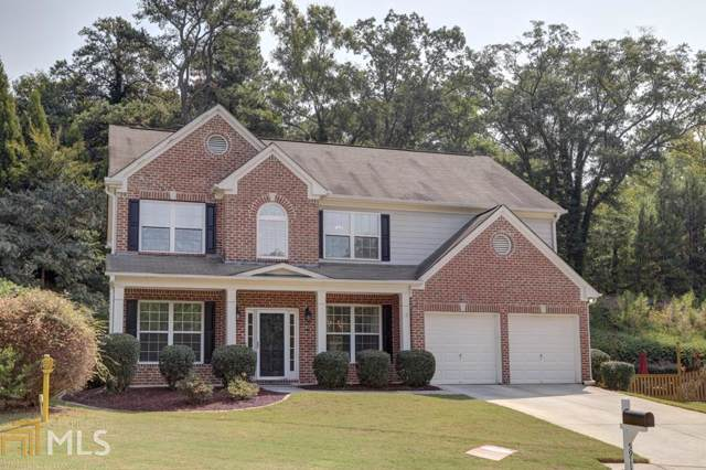 5911 Buckner Creek Dr, Mableton, GA 30126 (MLS #8657933) :: The Heyl Group at Keller Williams