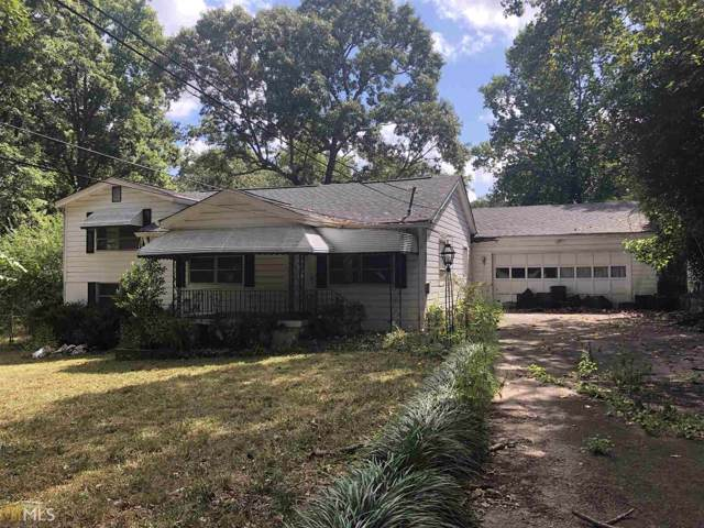 1746 Glenhaven Cir, Decatur, GA 30035 (MLS #8657967) :: The Heyl Group at Keller Williams