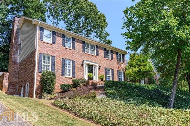1847 Withmere Way, Dunwoody, GA 30338 (MLS #8658137) :: RE/MAX Eagle Creek Realty