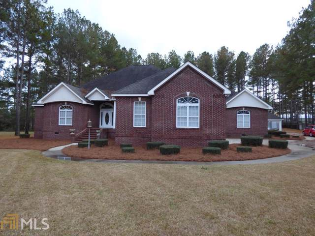493 Fairfield Dr, Dublin, GA 31021 (MLS #8658146) :: The Heyl Group at Keller Williams