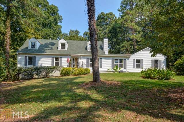 2687 Militia Rd, Kennesaw, GA 30152 (MLS #8658307) :: Rettro Group