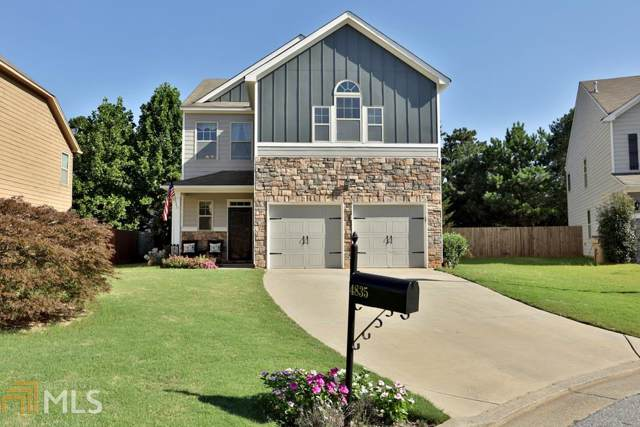 4835 Fourth Rail Ln, Cumming, GA 30040 (MLS #8658384) :: John Foster - Your Community Realtor