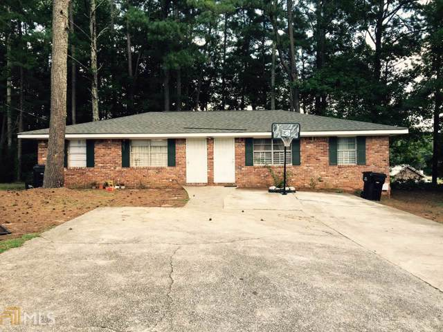 6560 Lower Dixie Lk Rd, Union City, GA 30291 (MLS #8658411) :: The Heyl Group at Keller Williams
