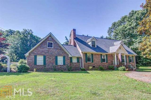 6196 Floyd St, Covington, GA 30014 (MLS #8658446) :: The Heyl Group at Keller Williams