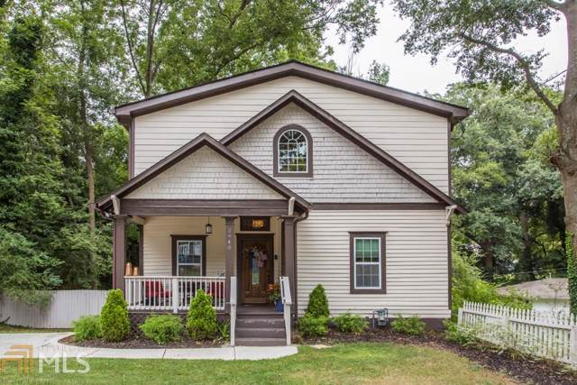 2948 Jones St, East Point, GA 30344 (MLS #8658486) :: The Heyl Group at Keller Williams