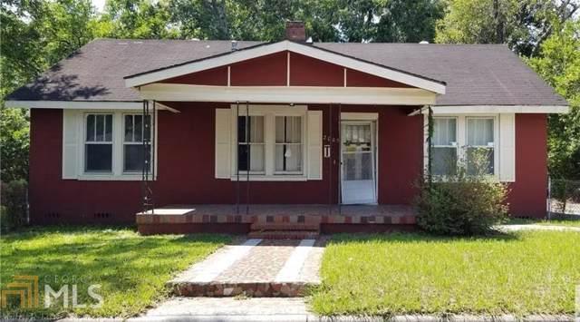 2005 Mell St, Savannah, GA 31415 (MLS #8658519) :: The Stadler Group