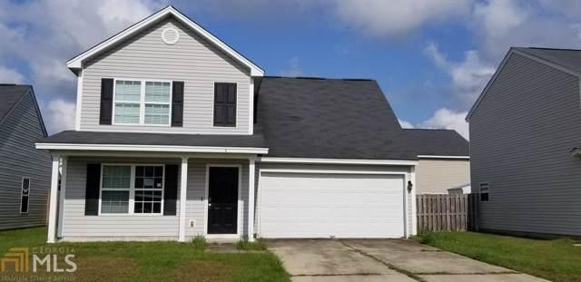 8 Braxton Manor Dr, Port Wentworth, GA 31407 (MLS #8658531) :: The Stadler Group